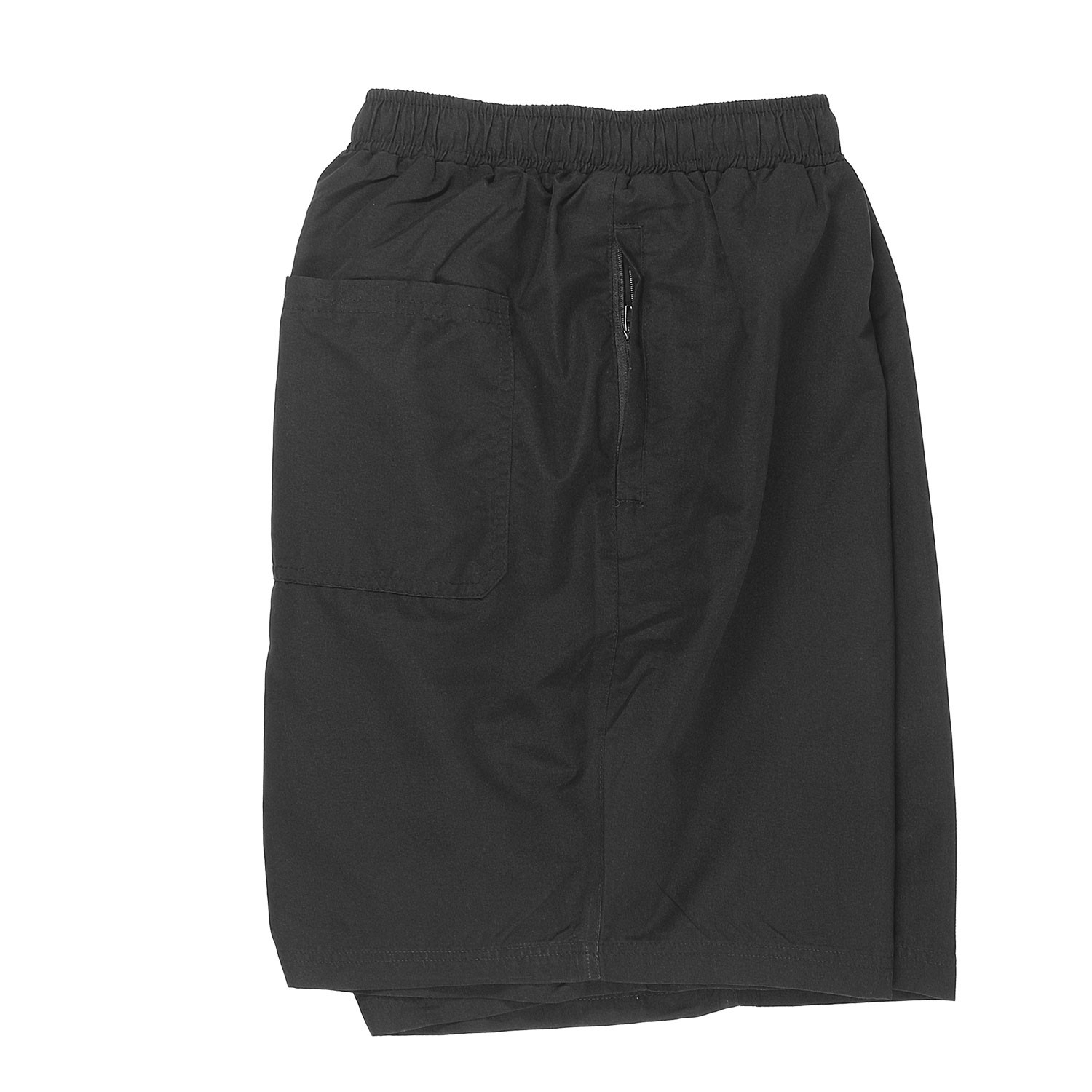 Detail Image to Black Swimming trunks by Abraxas in big sizes up to 10XL