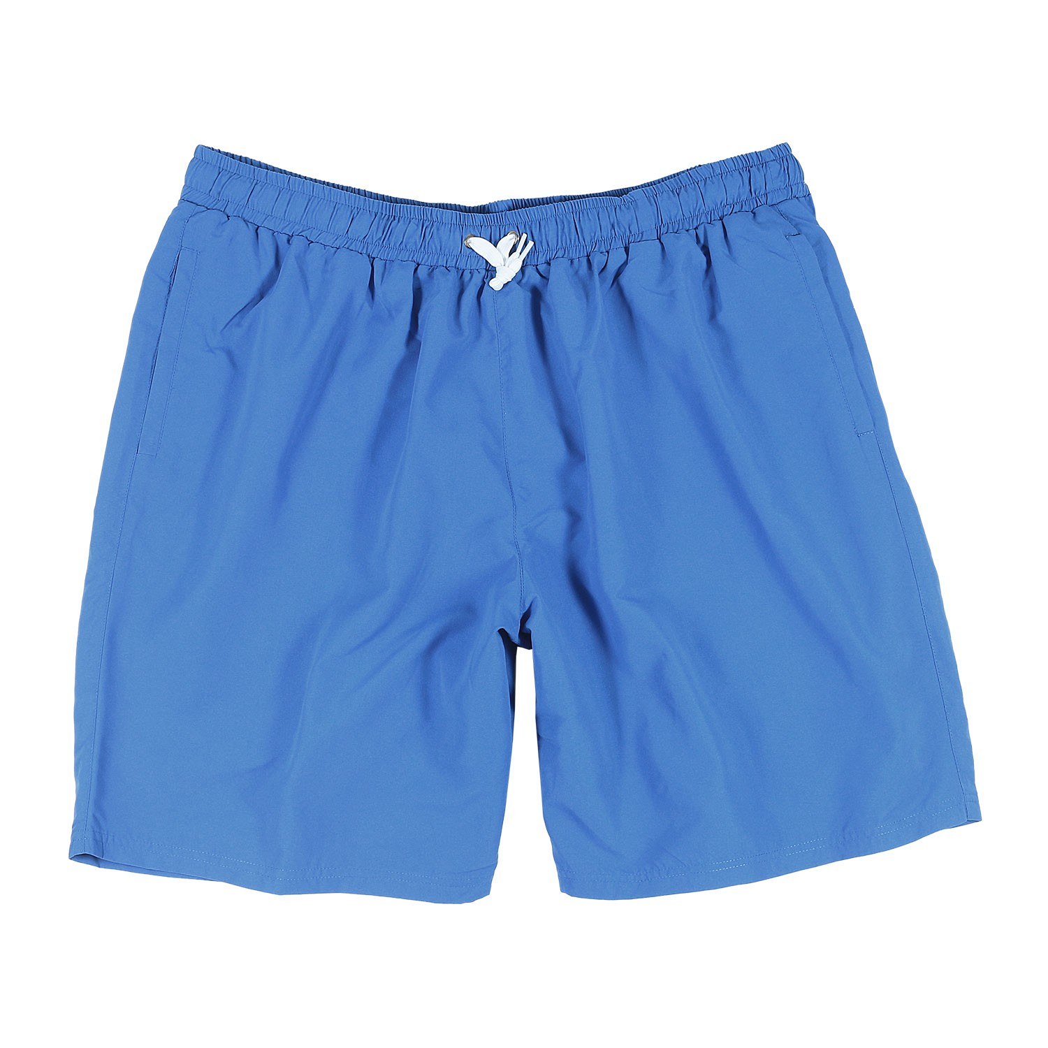 Detail Image to Swimming trunks in royal blue up to oversize 10XL- Abraxas
