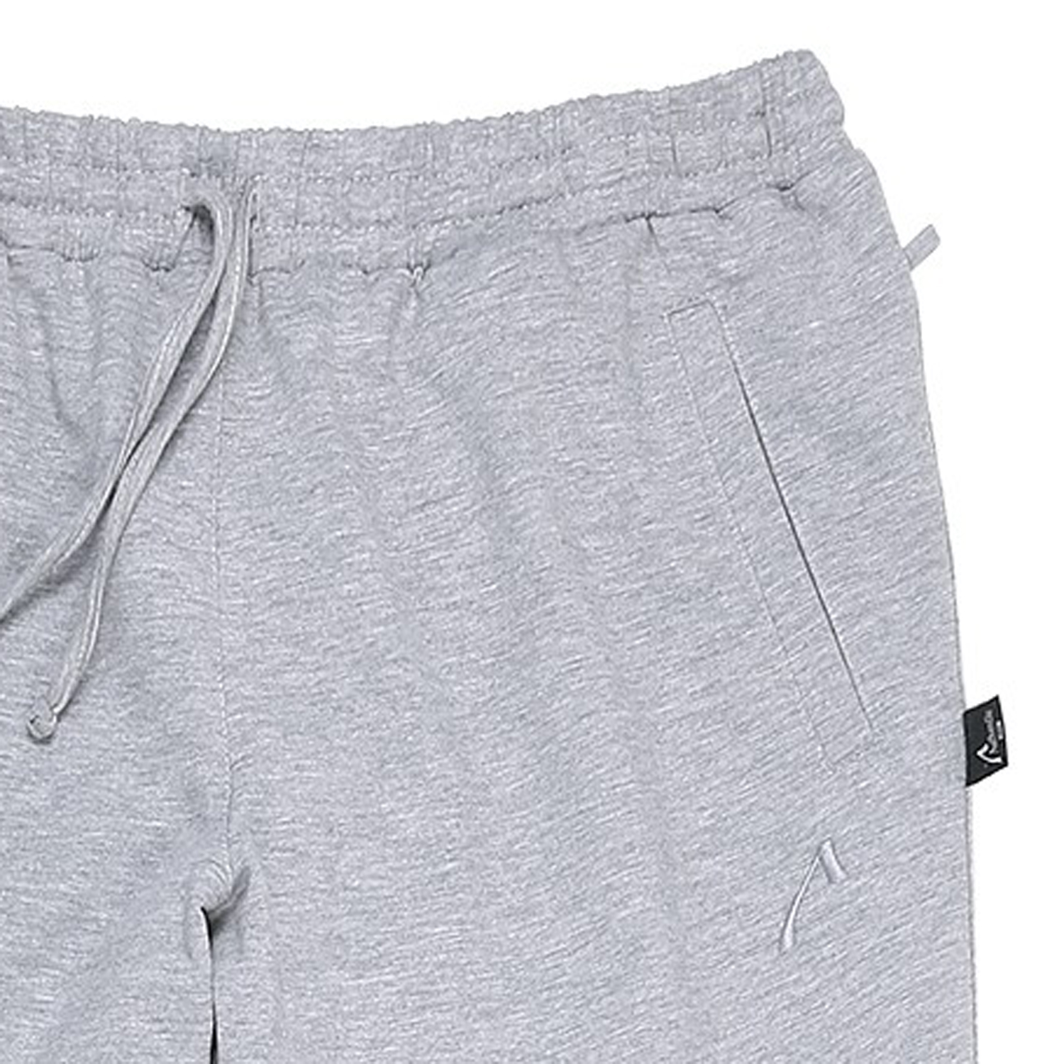 Detail Image to Sports and leisure sweatpants in grey, plus sizes by AUTHENTIC KLEIN