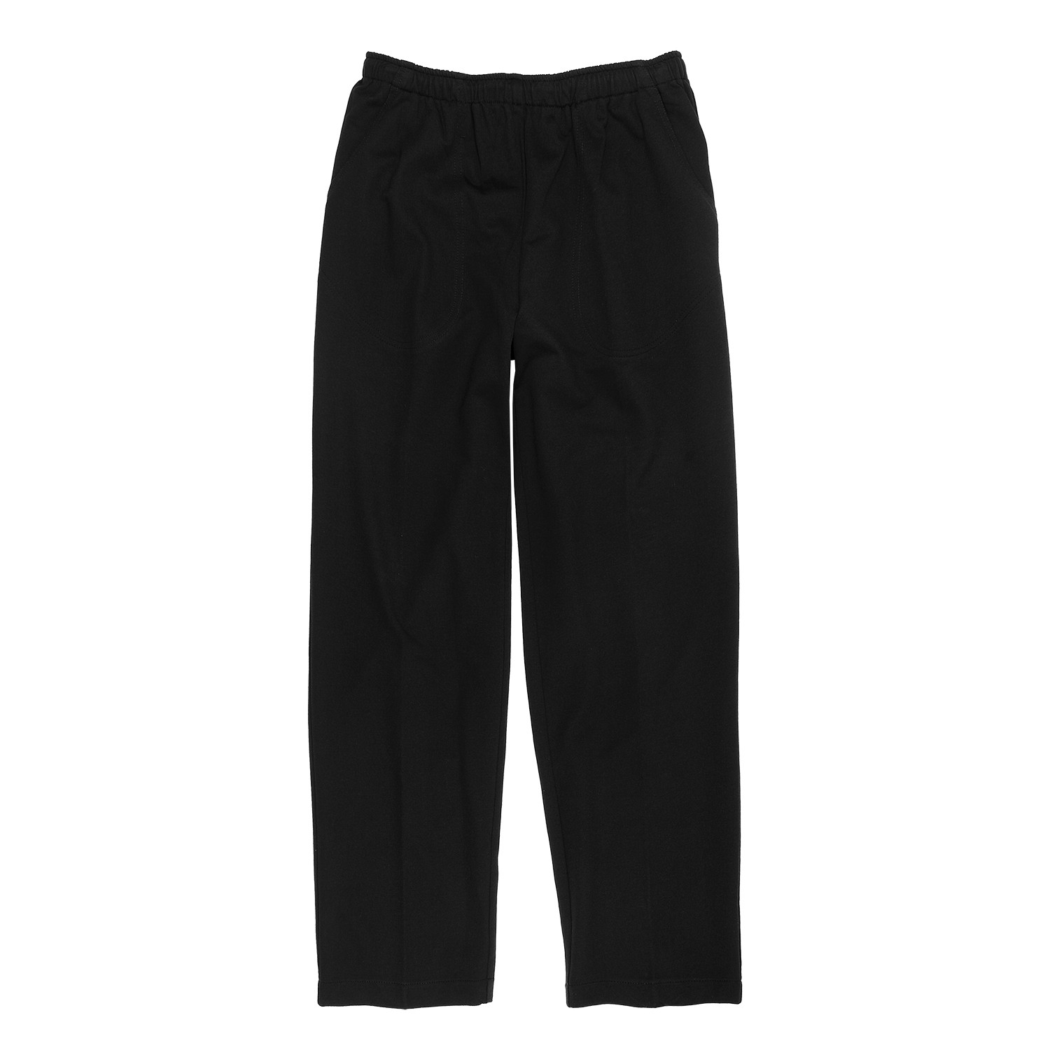 Detail Image to Sports and leisure sweatpants in black, plus sizes by AUTHENTIC KLEIN
