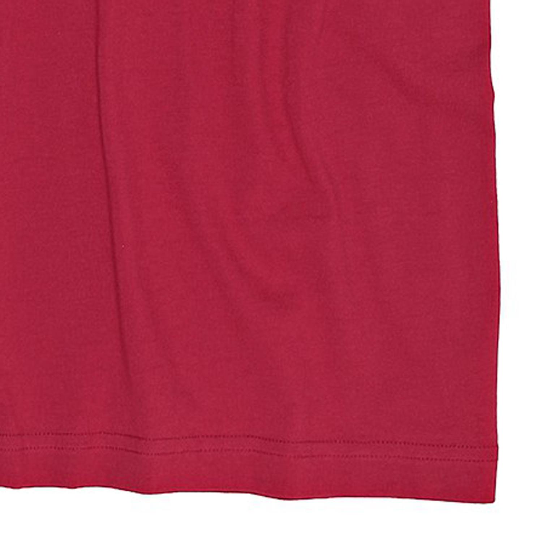 Image de détail de T-shirt rouge col V de Jockey grandes tailles jusqu'au 6XL