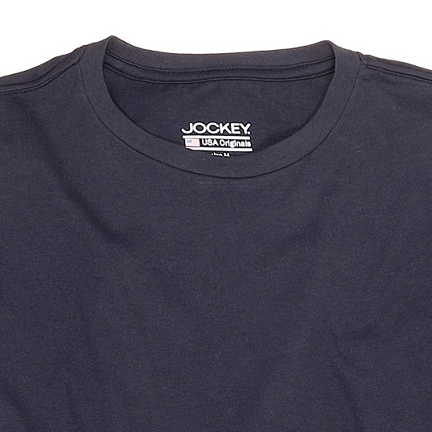 Detail Image to Long Sleeve from Jockey blue, in oversize until 6XL
