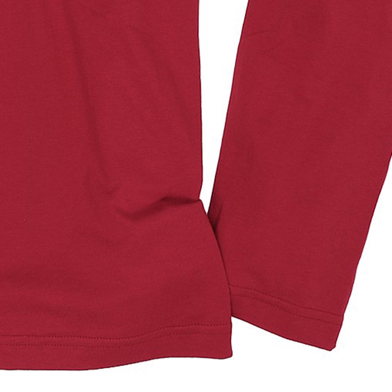 Image de détail de Shirt rouge à manches longues de Jockey // S - 6XL