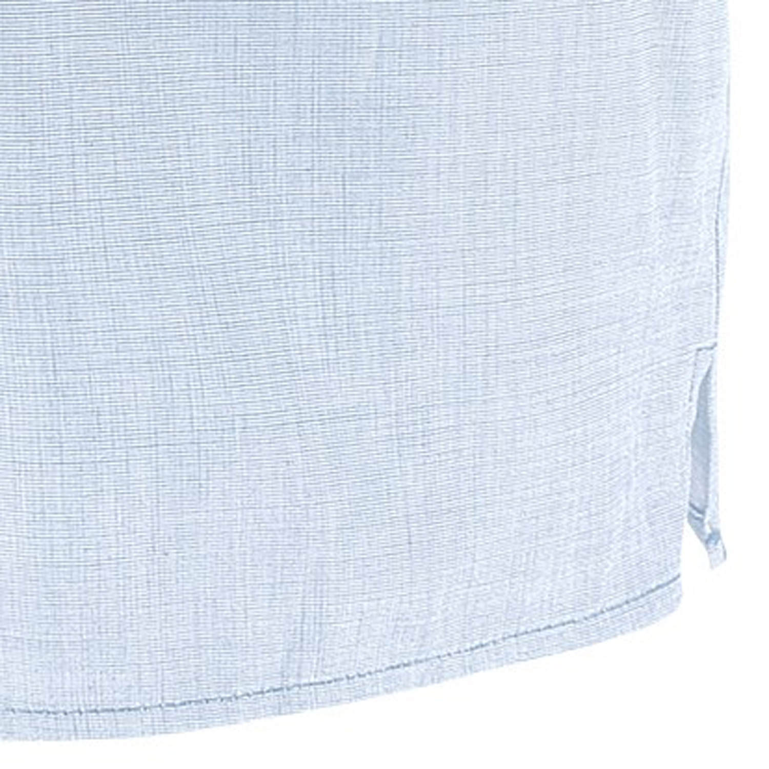 Detail Image to White-Blue checked pants from Jockey in outsizes until 6XL