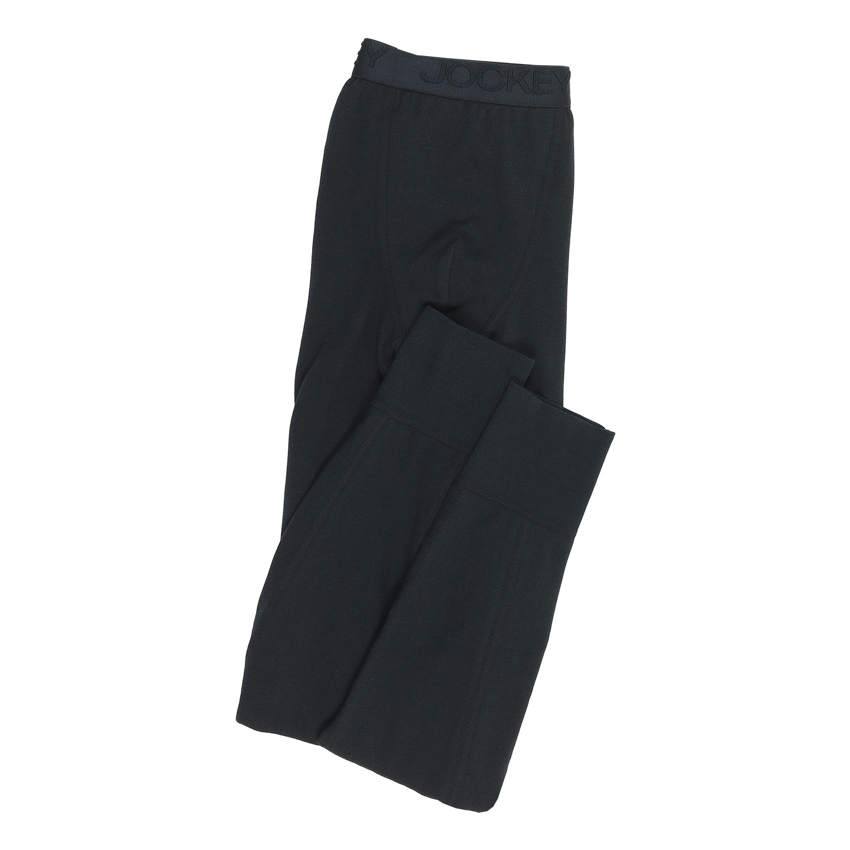 Detailbild zu Lange Unterhose in schwarz von JOCKEY in Übergrößen