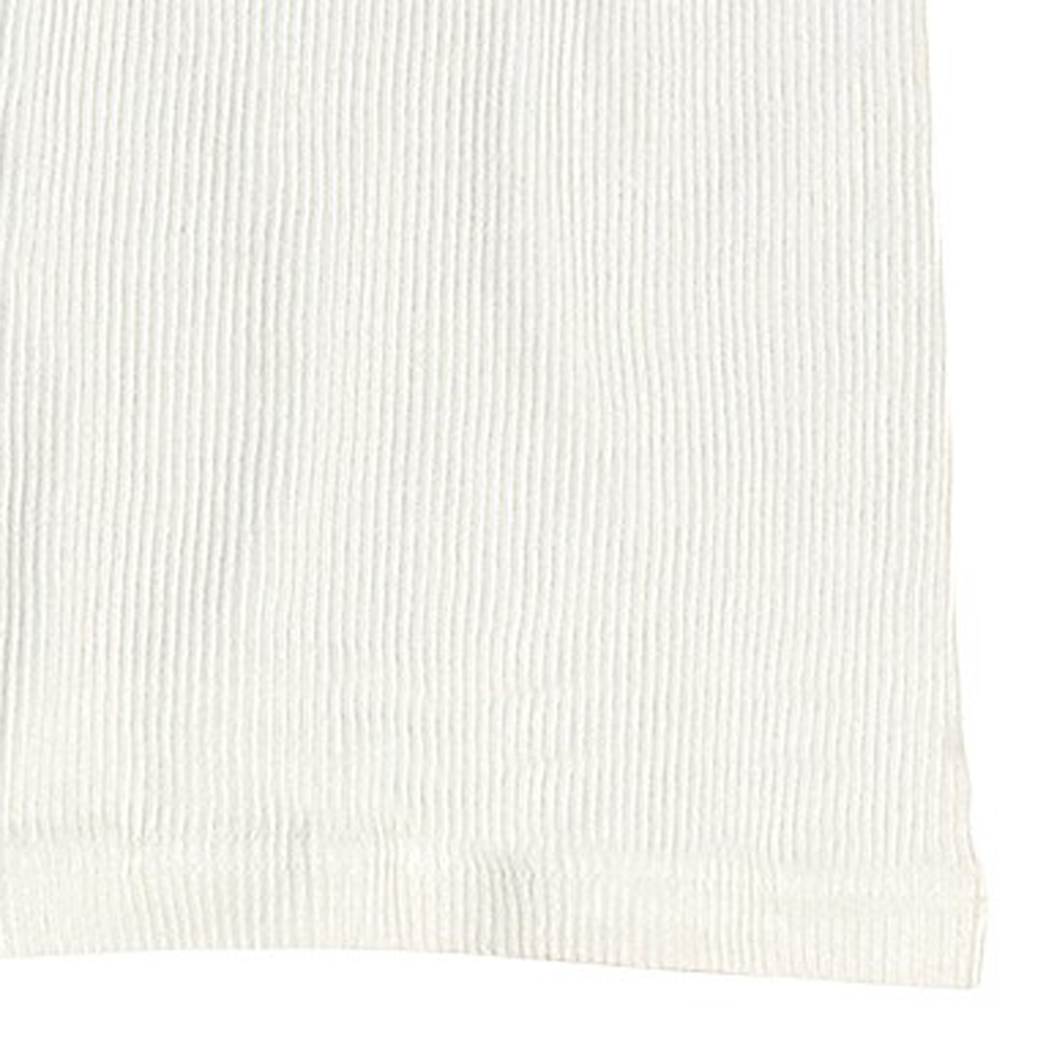 Detail Image to Shirt in white from Jockey in extra large sizes up to 5XL double rib