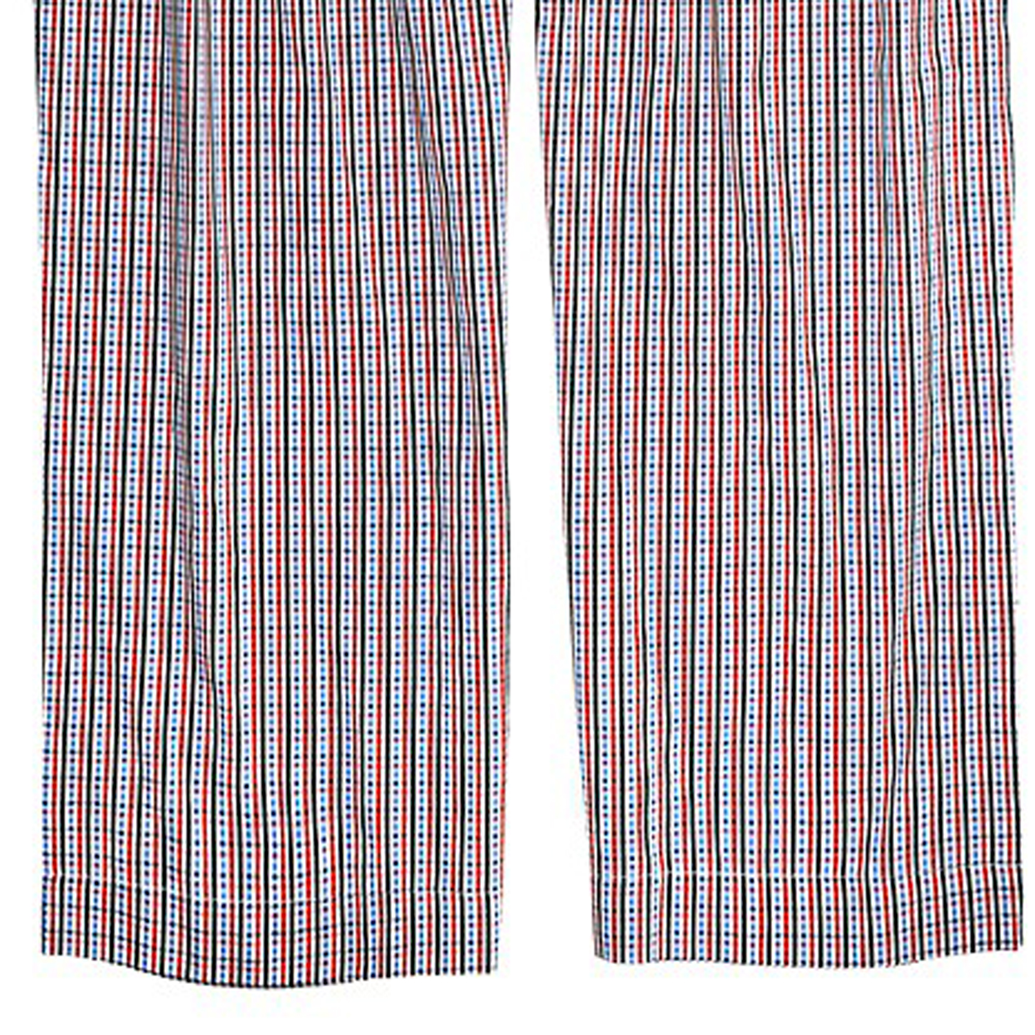 Detail Image to Pyjama for men by Jockey rouge checked in sizes up to 6XL