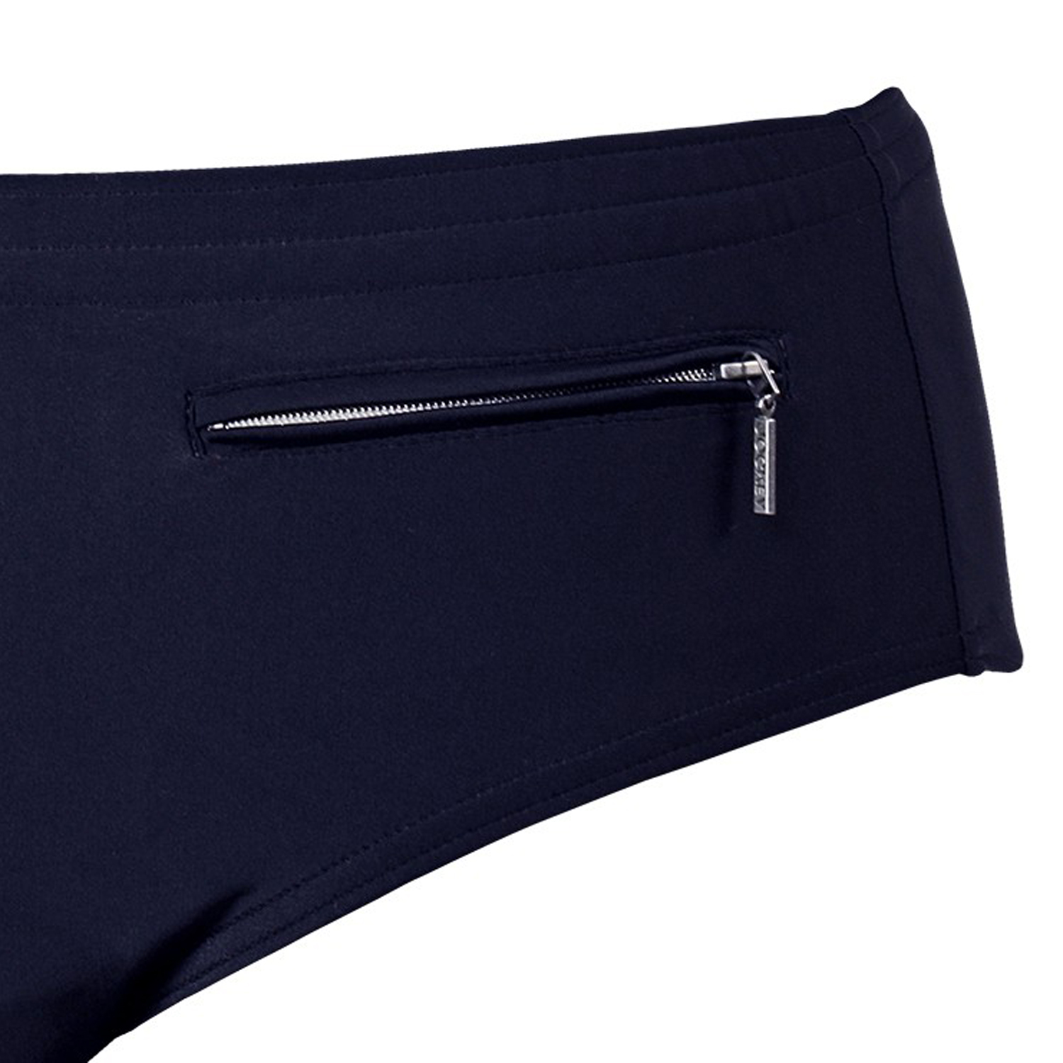 Detail Image to Swimming trunks in blue from Jockey in oversizes till 6XL