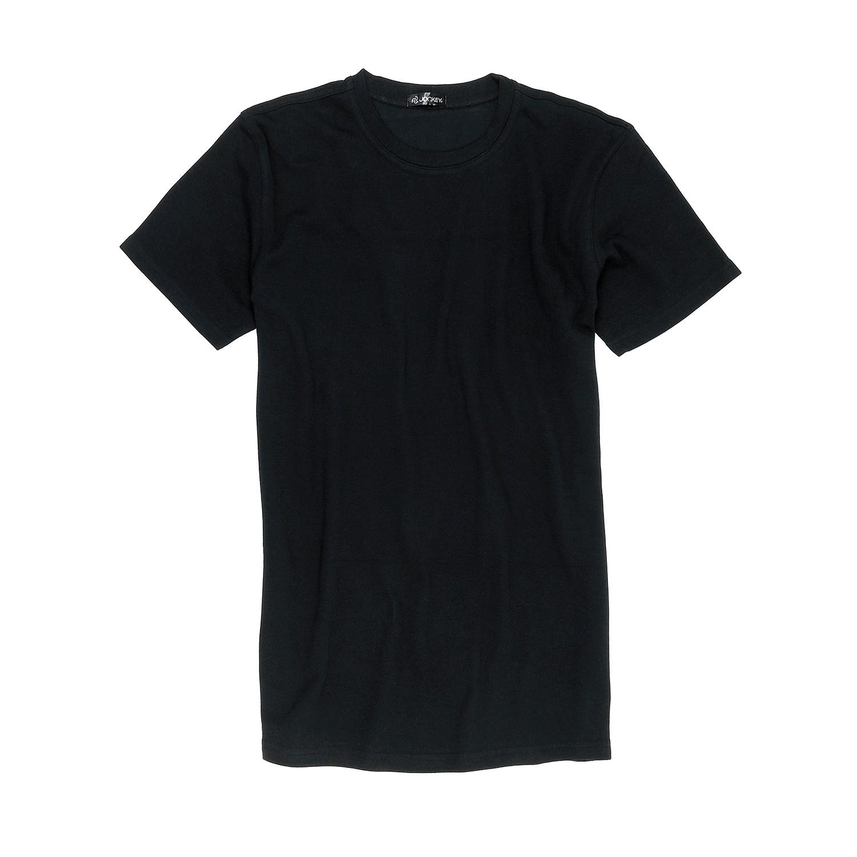 Detailbild zu Schwarzes Thermo Shirt von Jockey // Bis 6XL