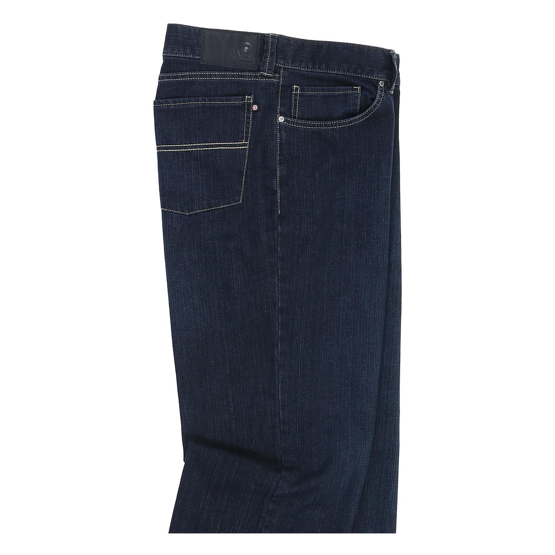 Image de détail de Jean bleu foncé de Greyes en grandes tailles
