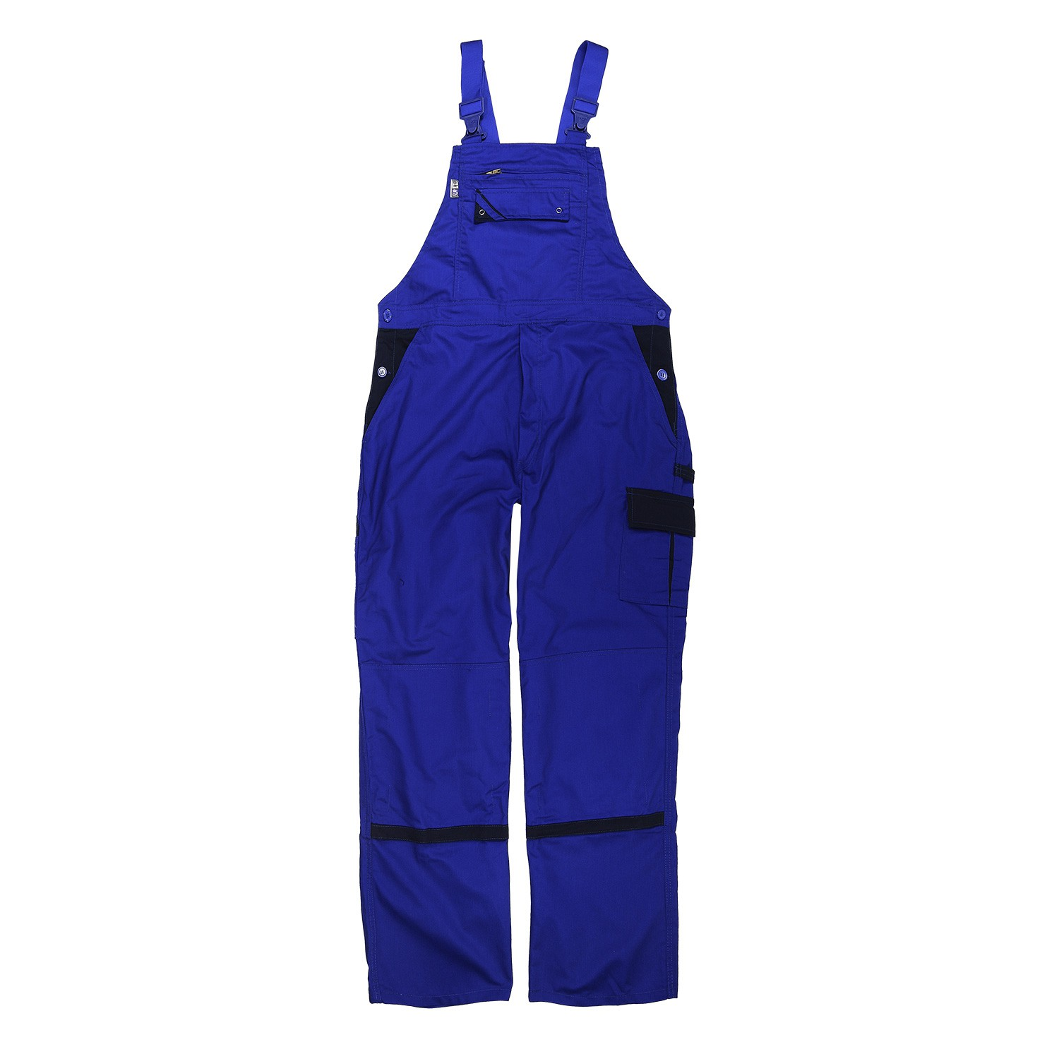 Detail Image to Workingclothes, Pants by PKA Klöcker in blue, large sizes up to 74