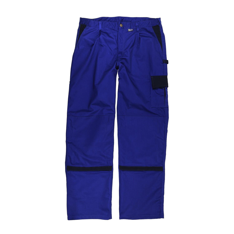 """Image de détail de Pantalon """"Praktika"""" de PKA Klöcker grandes tailles jusqu'à 74 / bleu"""