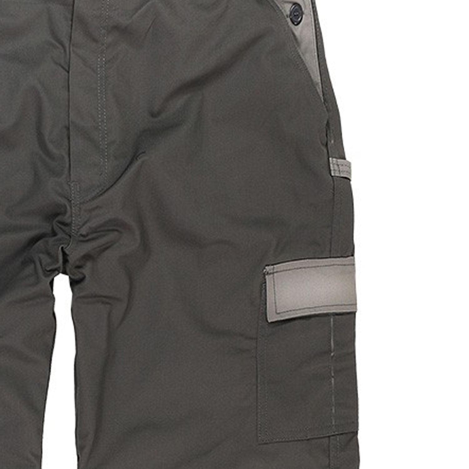 Detail Image to Workingclothes, Pants by PKA Klöcker in gray, large sizes up to 74