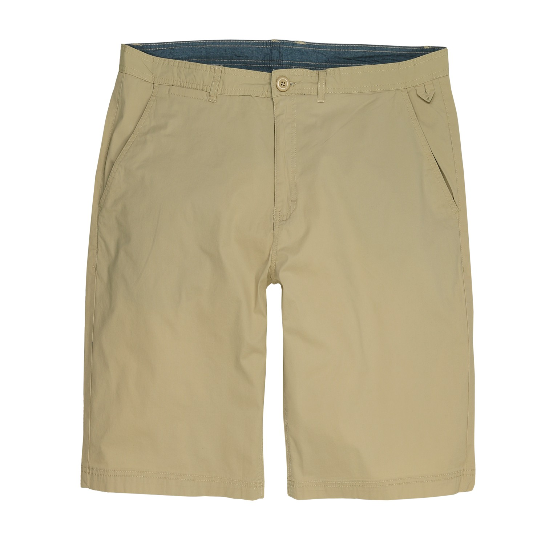 Detailbild zu Sand farbene Herren Bermuda // Hajo bis Größe 5XL