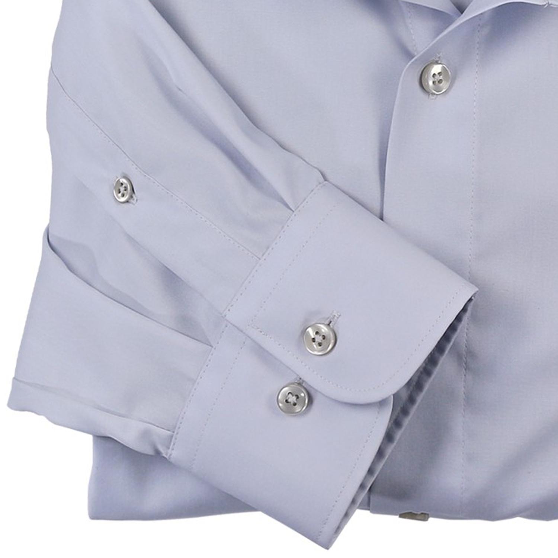 Image de détail de Chemise gris clair de Casa Moda // grandes tailles jusqu'au 7XL