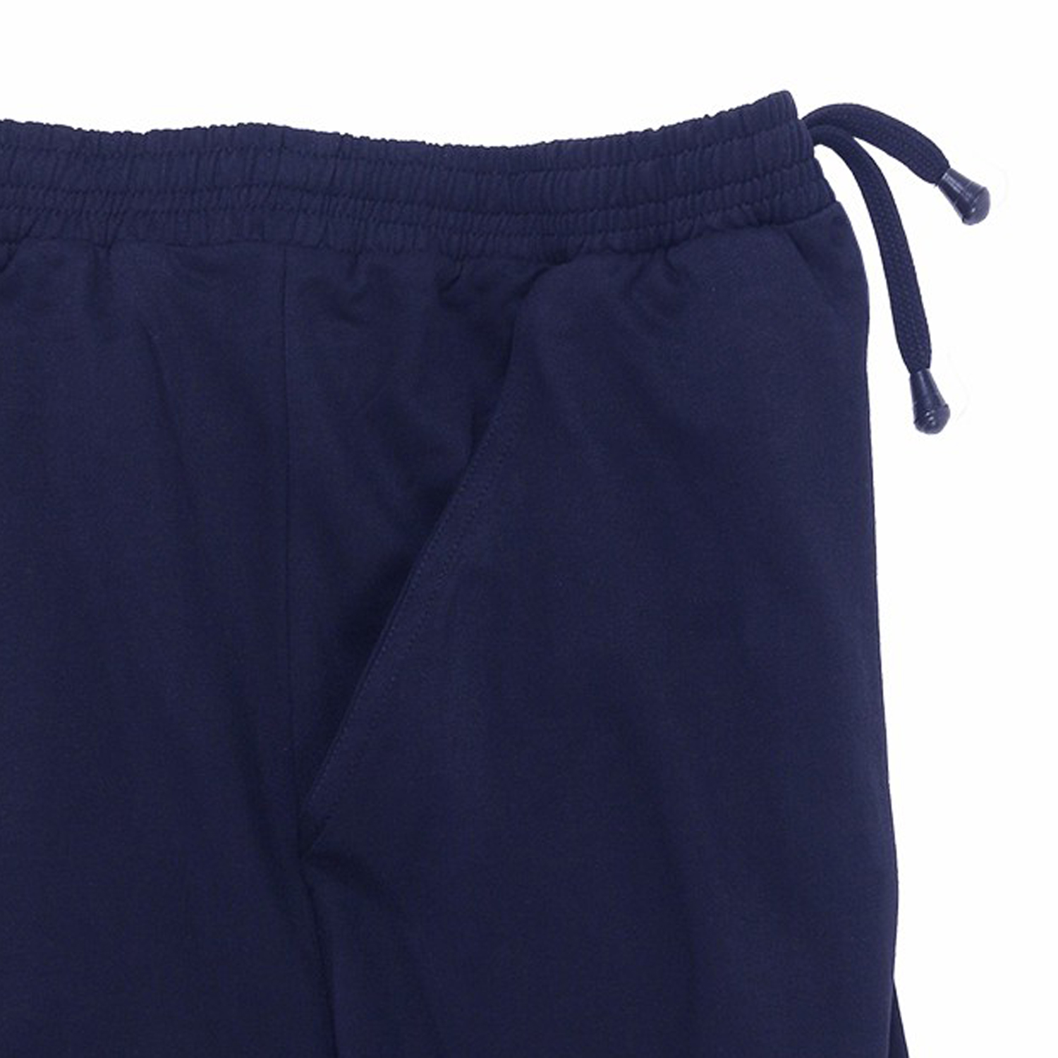 Detail Image to Blue short jogging trousers up to 14XL by Adamo
