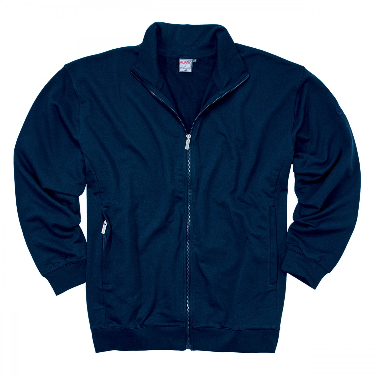 Detail Image to Sweatjacket ATHEN from Adamoin oversizes up to 14XL