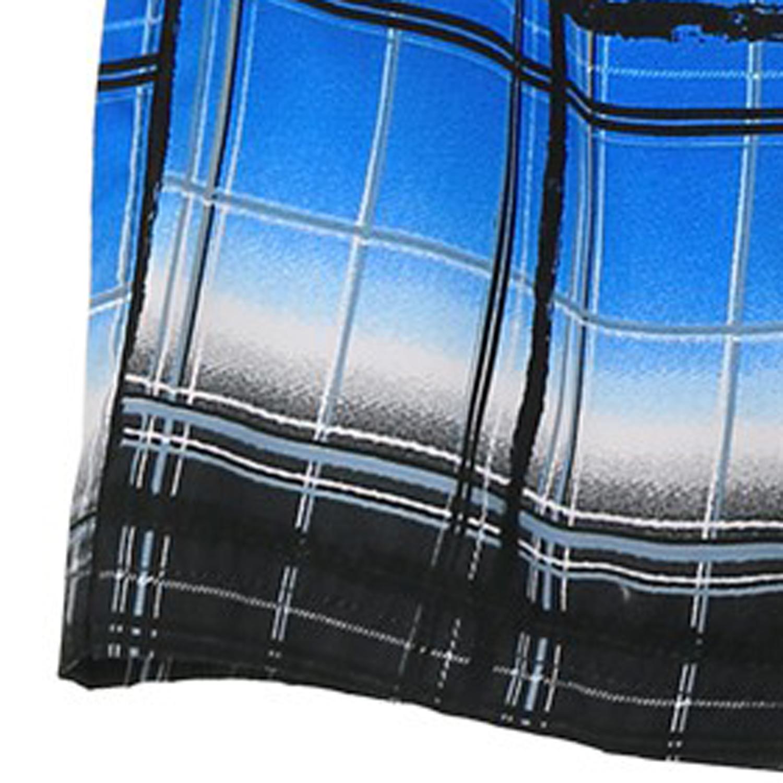 Image de détail de Short de bain à carreaux de Olympia grandes tailles jusqu'au 8XL