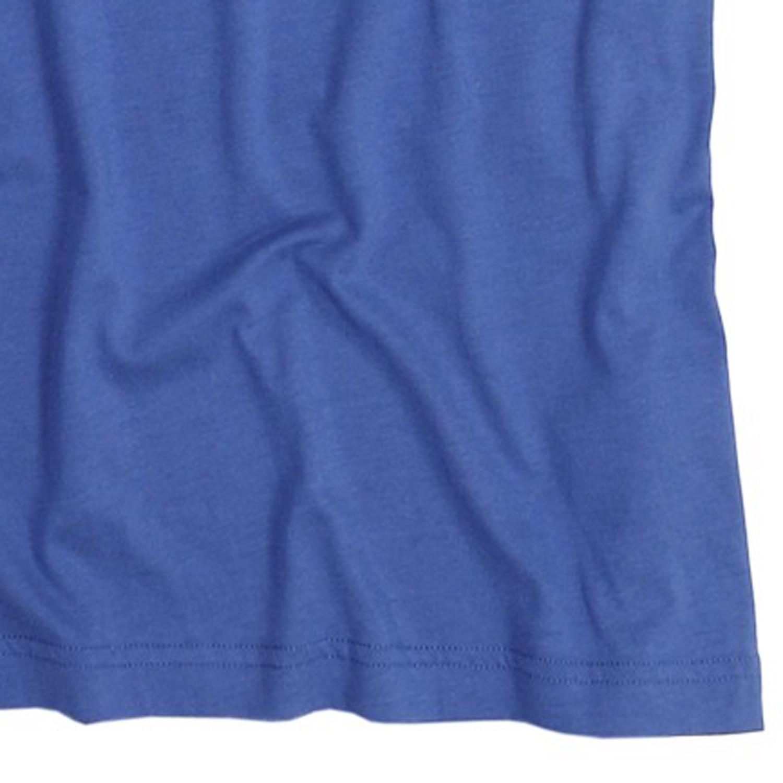 Detailbild zu Pyjamaoberteil mit Knöpfen von Jockey in blau | erhältlich bis 6XL