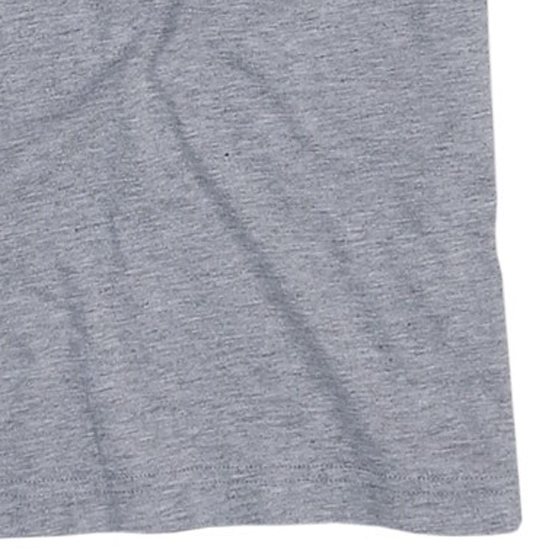 Detailbild zu Graues Pyjama T-Shirt mit Knöpfen von Jockey Größe S bis 6XL