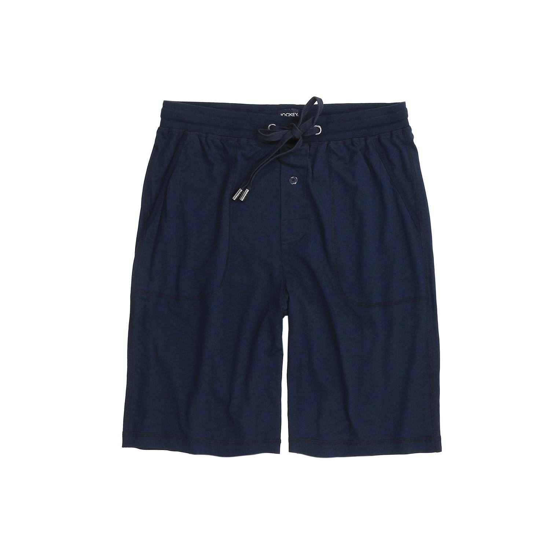 Detailbild zu Pyjama-Bermudas von Jockey navy erhältlich bis Größe 6XL