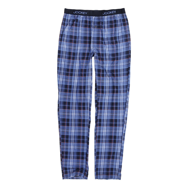 01cc49eb460c77 Jockey Pyjama Herren Hose Lang Pyjamahose Schlafhose Größe S bis ...