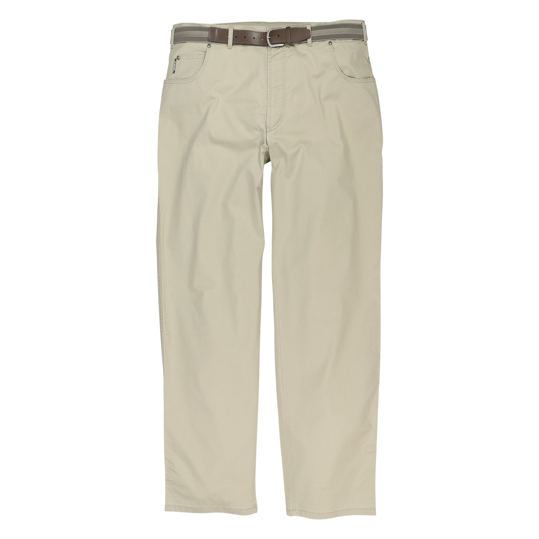 Detailbild zu Beige Jeans für Herren by Pionier | XXL Größen