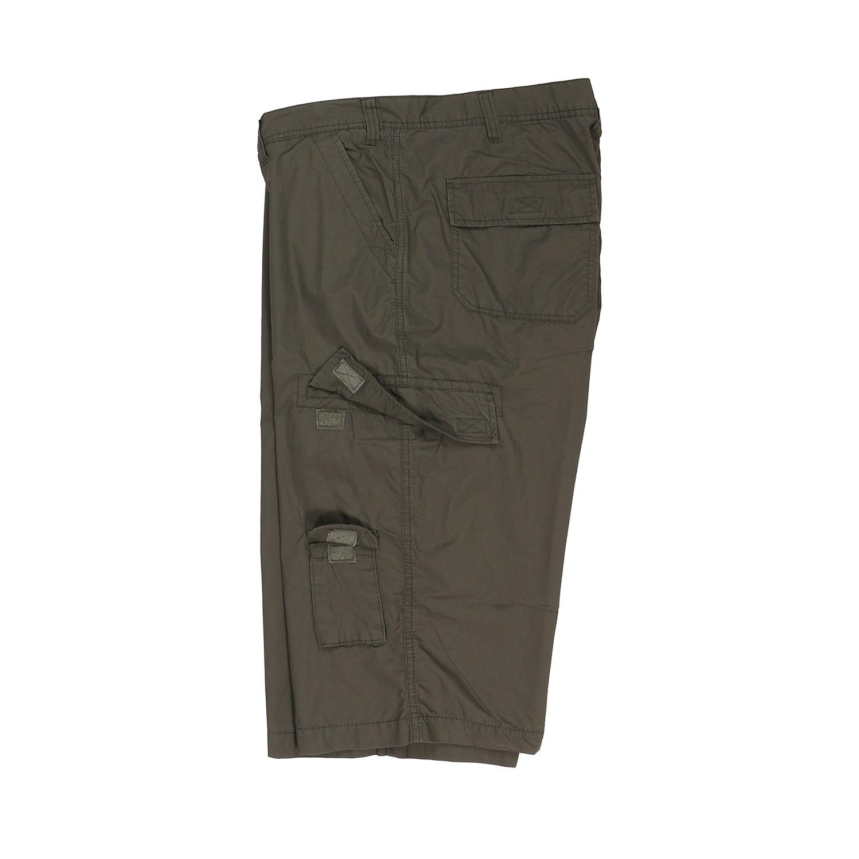 Detailbild zu Oliv farbene kurze Hose von Pionier - erhältlich in großen Größen