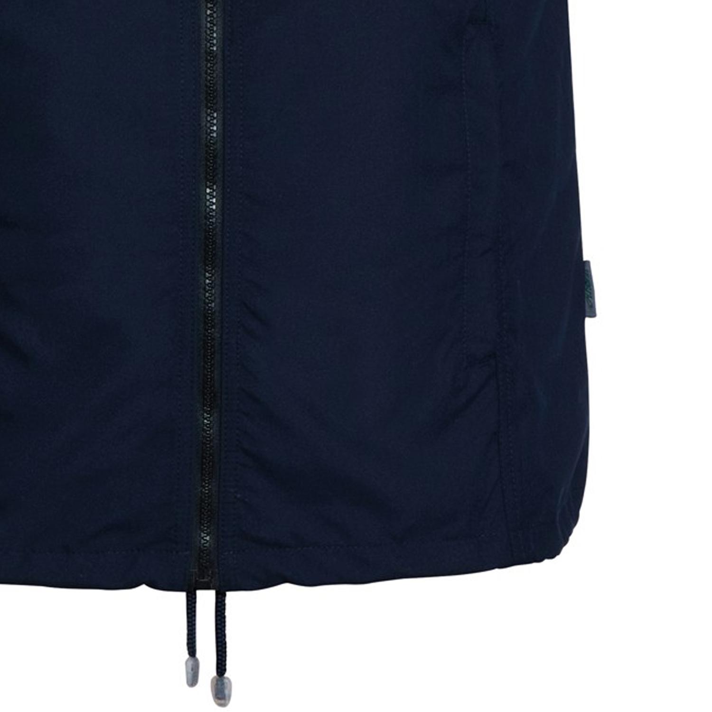 Detailbild zu Übergrößen Herren Micro Fitness Weste ohne Arm von Ahorn Sportswear in dunkelblau - Größe XXL bis 10XL