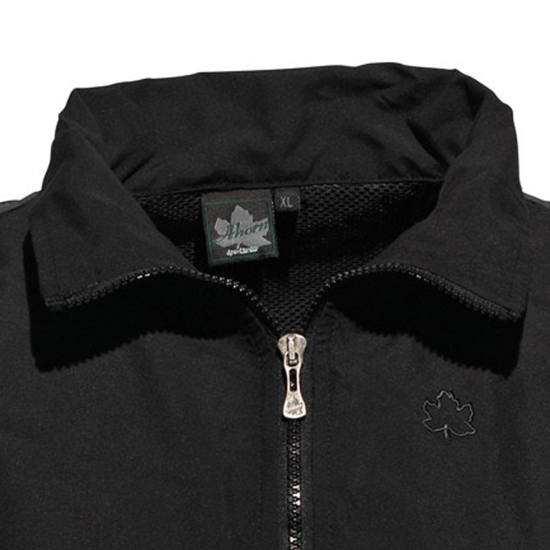 Detailbild zu Trainingsanzug von Ahorn - schwarz - Größe L bis 10XL