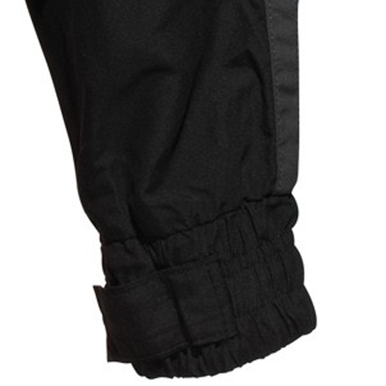 Detailbild zu Schwarzer Herren Trainingsanzug von Ahorn Sportswear in großen Größen XXL bis 10XL