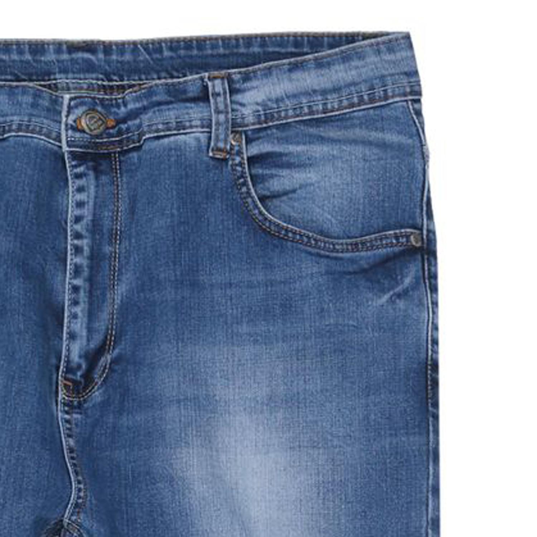 Detailbild zu Jeans von Lavecchia Stoneblau in großen Größen bis 50/30
