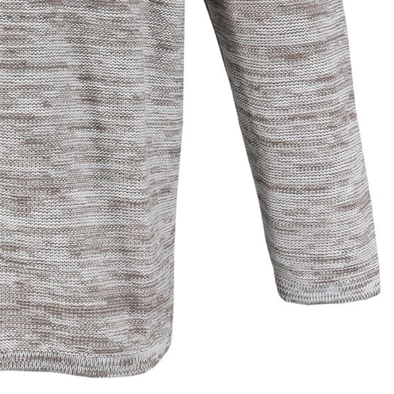 Detailbild zu Strickpullover ecru-beige von LAVECCHIA in Übergrößen bis 8XL