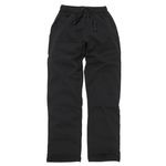 Extra long jogging pants in black by ahorn sportswear in oversizes 102 to 118