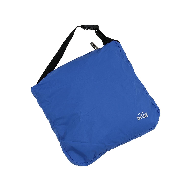 Detailbild zu Funktions-Regenjacke von Brigg blau erhältlich in Großen Größen bis 10XL