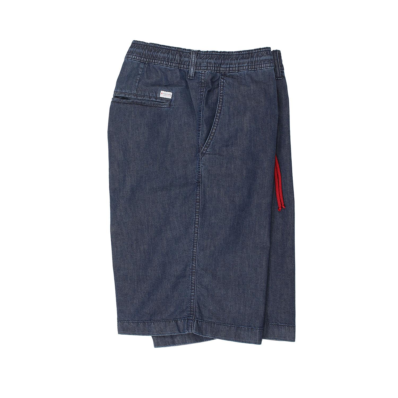 Detailbild zu Blaue kurze Hose Modell Rick von Pionier für Herren in großen Größen bis 36