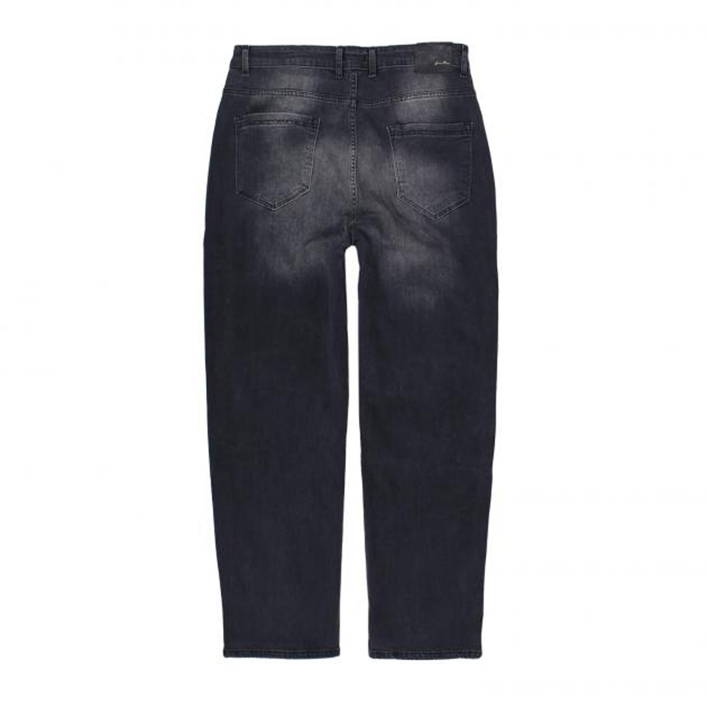 Detailbild zu 5-Pocket-Jeans in schwarz für Herren von Lavecchia bis Übergröße 56/30 und 56/32
