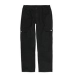 Cargo pants black by Abraxas in plus sizes up to 12XL