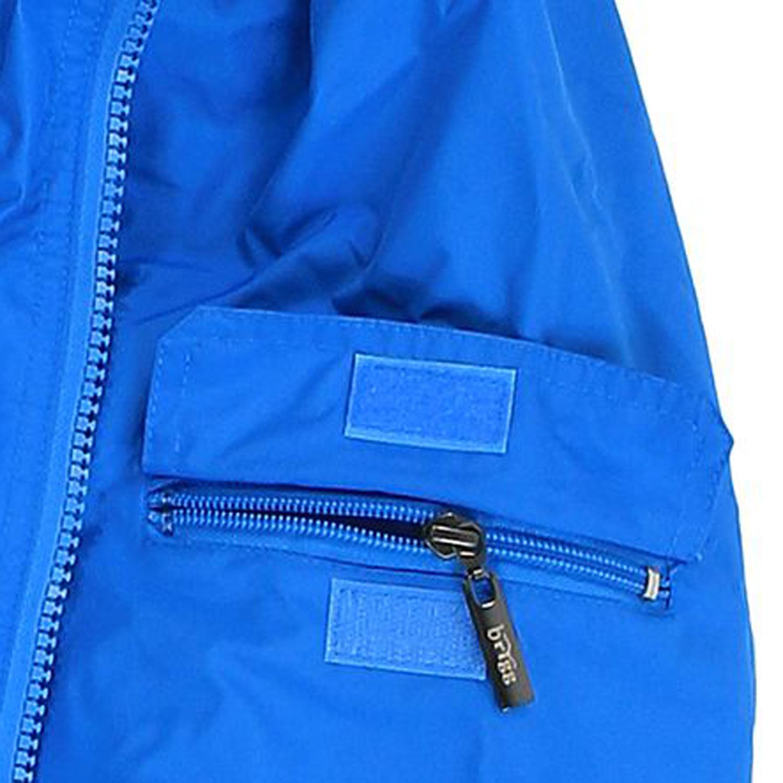 Detailbild zu Sommerjacke von Brigg in hellblau-dunkelblau für Herren bis Übergröße 14XL