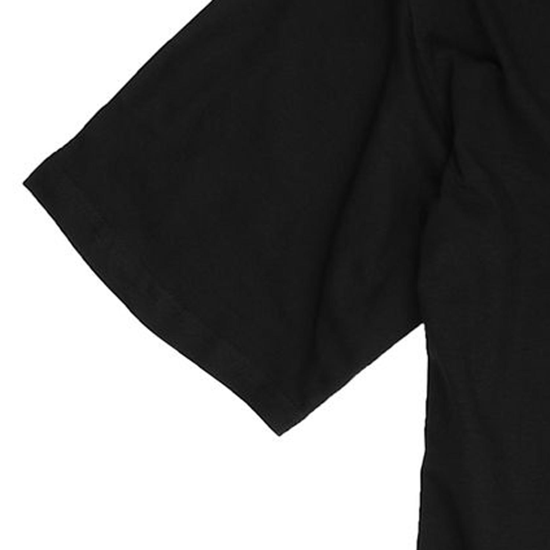 Detailbild zu Schwarzes T-Shirt in Übergrößen bis 8XL von Redfield