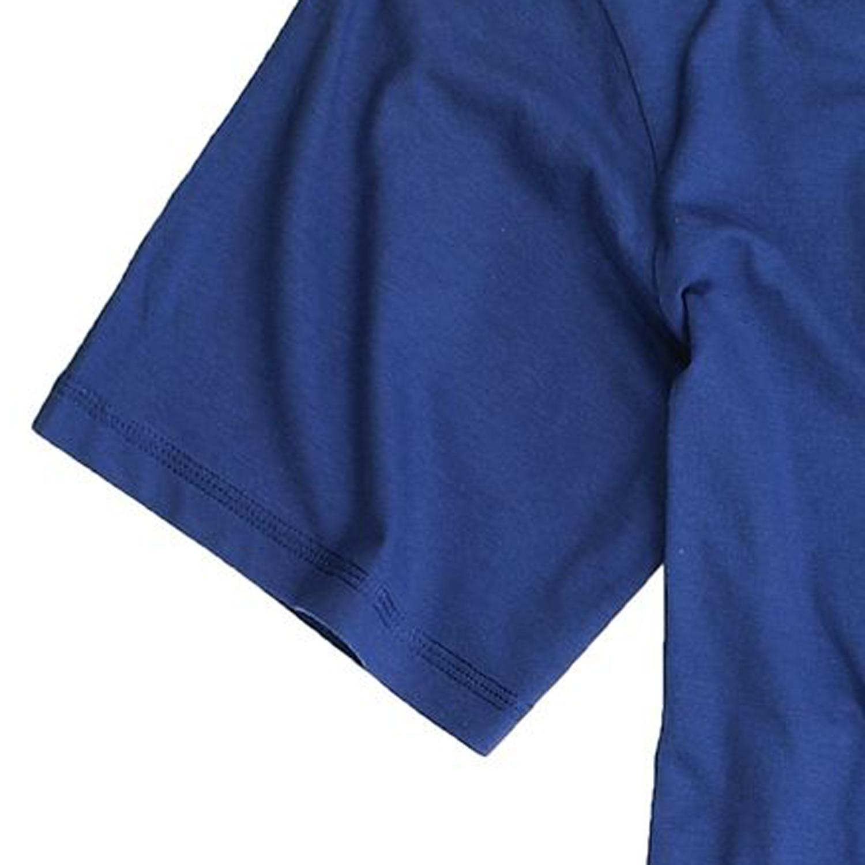 Detailbild zu Kristallblaues T-Shirt für Herren von Redfield in Übergrößen bis 8XL