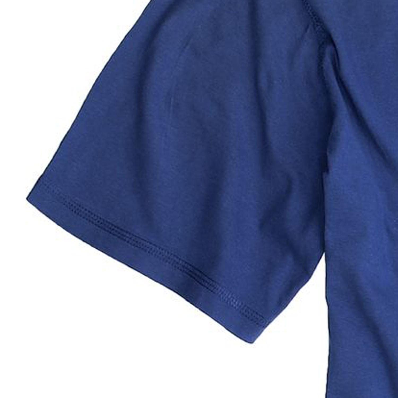 Detailbild zu Herren T-Shirt kristallblau in großen Größen bis 8XL von Redfield