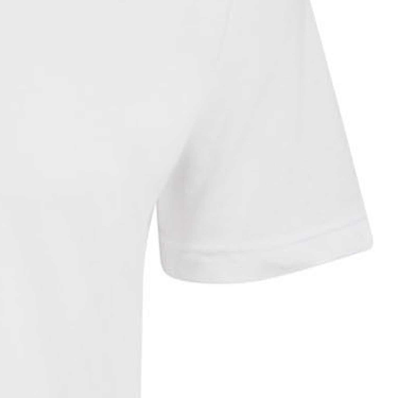 Detailbild zu Kurzarm Unterhemd in weiß von Jockey ab Größe S bis Übergröße 4XL