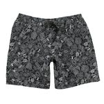 Swimming trunks in black with inka print by Abraxas up to oversize 10XL