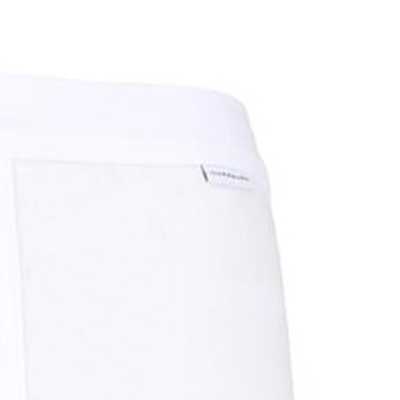 Detailbild zu Premium Feinripp Unterhose lang in weiß von Götzburg bis Übergröße 14