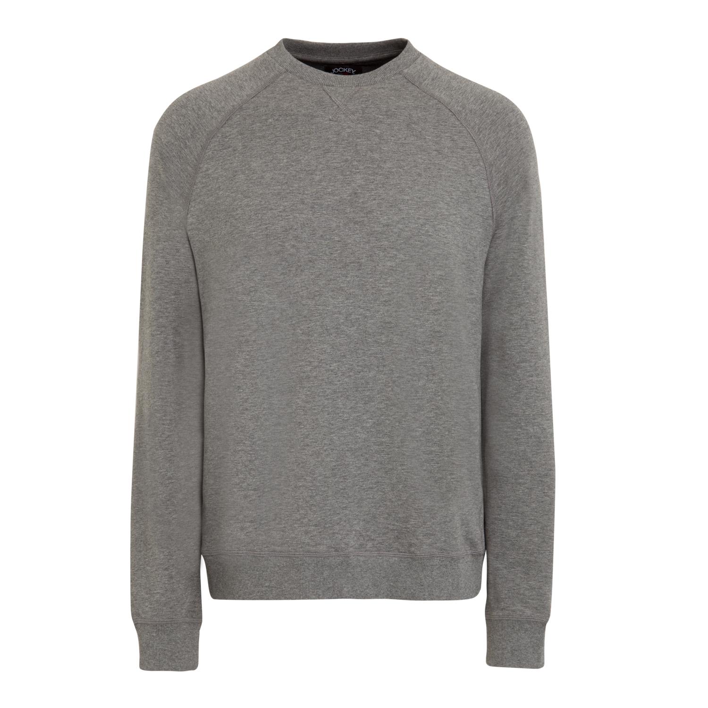 Detailbild zu Relaxed Sweatshirt von Jockey in den Größen S bis Übergröße 6XL erhältlich