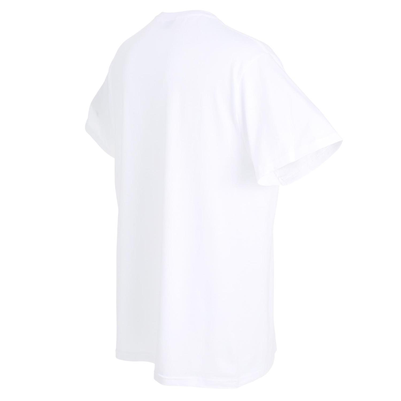Detailbild zu 2er Pack Kurzarm-Rundhalsshirts von Ceceba in weiß bis Übergröße 6XL