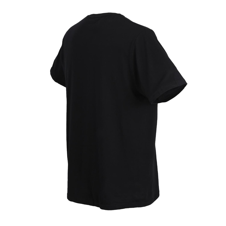 Detailbild zu Kurzärmliges Rundhalsshirt in schwarz im Doppelpack von Ceceba bis Übergröße 6XL