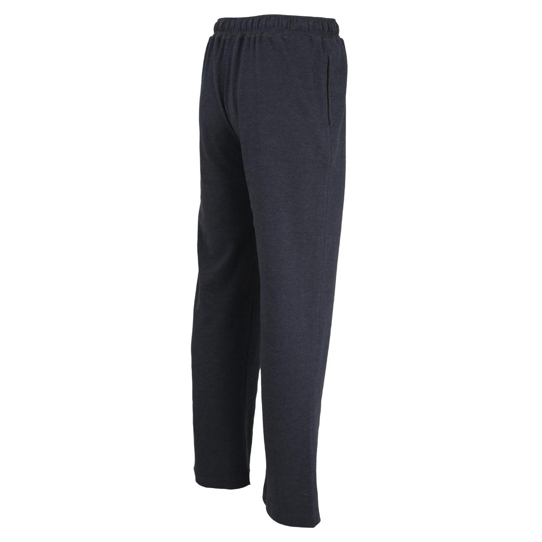 Detailbild zu Herren Pyjamahose dunkelblaumeliert von CECEBA in Übergrößen XXL - 6XL
