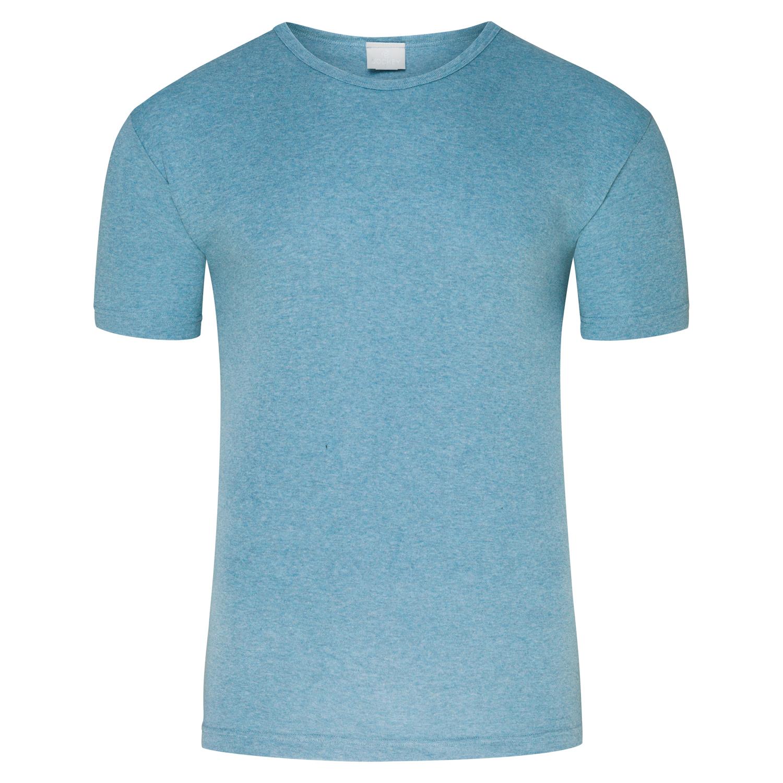 Detailbild zu Herren Feinripp T-Shirt kurzarm von JOCKEY stahlblau Gr. S - XXL